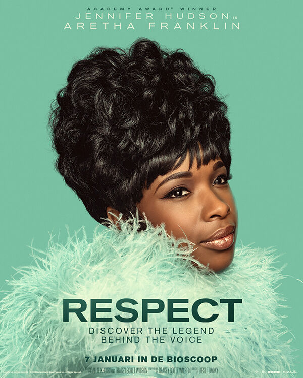 RESPECT met Jennifer Hudson als Aretha Franklin