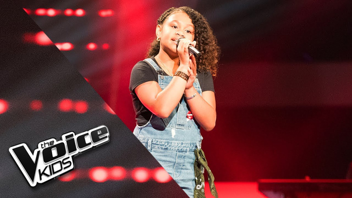 Yosina wint The Voice Kids 2018