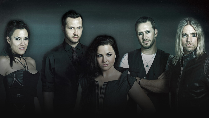 Evanescence met Synthesis Live with Orchestra Tour naar AFAS Live