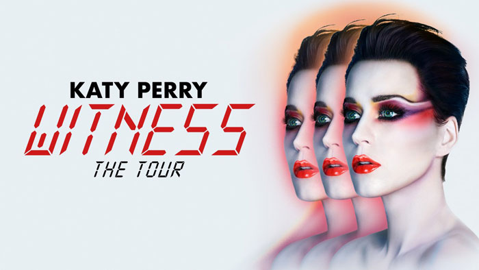 Extra concert Katy Perry in Ziggo Dome