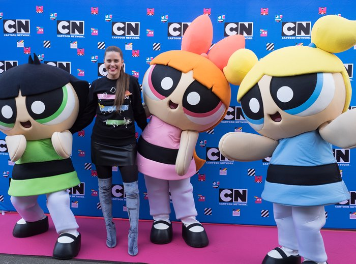 Exclusieve voorpremière The Powerpuff Girls: Power of Four met Robin Martens
