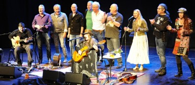 Melanie Safka First Lady of Woodstock live in De Doelen