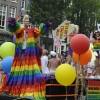 Foto's: Uitbundige en kleurrijke Amsterdam Pride 2018