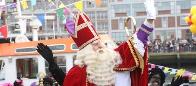 Fotoserie: Grootse Sinterklaasintocht in Scheveningen