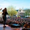 Eerste succesvolle editie van festival Hart van Oranje: Foto's