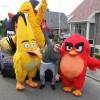 ANGRY BIRDS: DE FILM zet de bloemetjes buiten: Foto's
