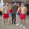 Nederlandse première BAYWATCH tijdens Pathé @The Beach in Scheveningen