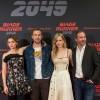 BLADERUNNER 2049 Photocall met Ryan Gosling en Sylvia Hoeks in Barcelona
