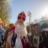 Sinterklaas komt aan in Utrecht: Foto's