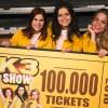 Al 100.000 verkochte kaartjes voor nieuwe K3-show!