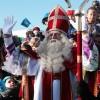 Intocht Sinterklaas in Den Haag: Foto's