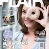 Kim-Lian van der Meij columniste bij Flair