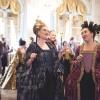 Perspresentatie en preview van musical Mozart!: Foto's