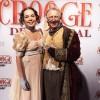 Perspresentatie van Scrooge de Musical in Gent: Foto's