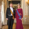 Statiefoto's Koningin Willem-Alexander en Koningin Maxima