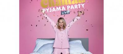 Tweede show voor Chantals Pyjama Party in Ziggo Dome