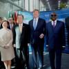 Koning opent nieuw complex International Criminal Court in Den Haag