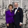 Prinses Margriet en prof.mr. Pieter van Vollenhoven bezoeken Canada