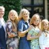 Fotoserie: Zonnige fotosessie koninklijk gezin