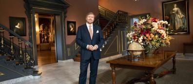 Kersttoespraak Koning op 25 december 2019